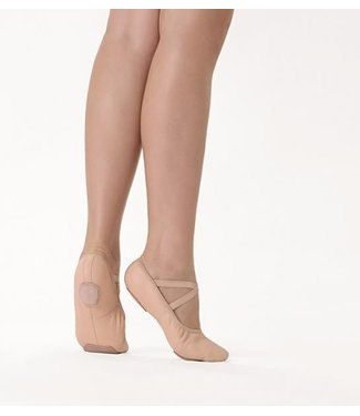 So Danca So Danca Split Sole Leather Ballet Shoe SD60