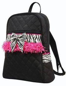Sassi Designs Sassi Designs Zebra Backpack