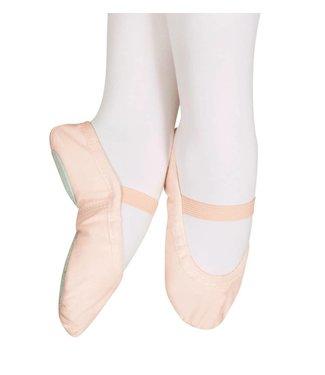 Sansha Sansha Girls Canvas Split Sole Ballet Shoe