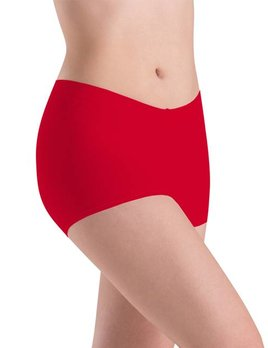 Motionwear Low Rise Silkskyn Short by Motionwear