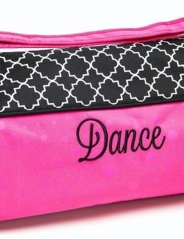 Sassi Designs Sassi Designs Bold and Beautiful Dance Duffel LAT-02