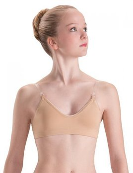 Motionwear Motionwear UnderWears Youth Convertible Strap Bra 2493