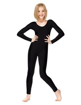 Capezio Capezio® Team Basics Long Sleeve Unitard TB114C