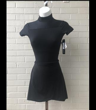 BP Designs BP Designs Glossy Wrap Skirt 32001
