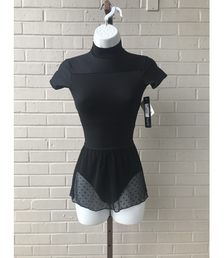 Body Wrappers Body Wrappers Polka Dotted Skirt P1041
