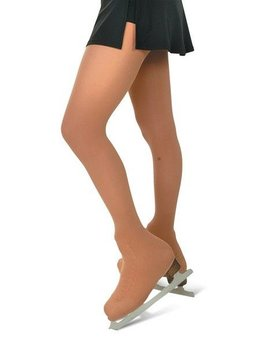 Capezio Capezio Over-The-Boot Microfiber Skating Tights 1812C