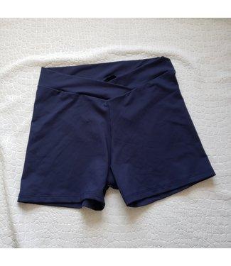 BP Designs BP Designs V Waist Short Navy 87506