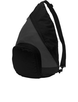 Sanmar SanMar Active Sling Backpack BG206