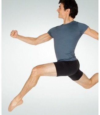 Body Wrappers Body Wrappers Mens Dance Shorts M192