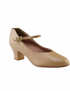 Capezio Capezio Jr. Footlight Character Shoe 550A