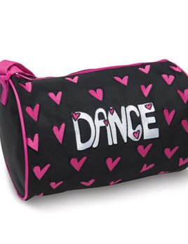 Danshuz Danshuz Hearts for Dance Duffel B965