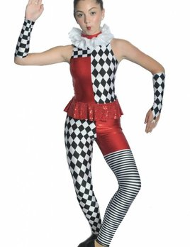 BP Designs Harlequin Dance Costume 96304