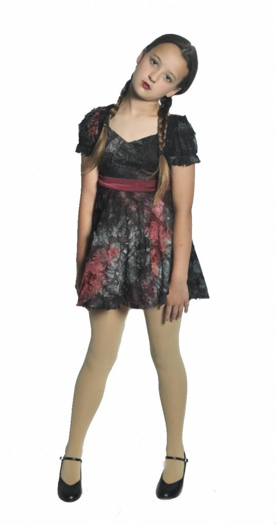 5fa37af76a2a Scary Doll Dance Costume by Bp Designs - Black and Pink Dance Supplies,  Tulsa
