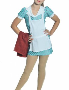 BP Designs Housewife/Waitress Costume 99317