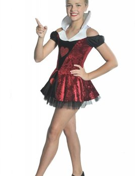 BP Designs Queen of Hearts Costume 99314