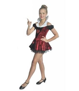 BP Designs Queen of Hearts Costume 99314