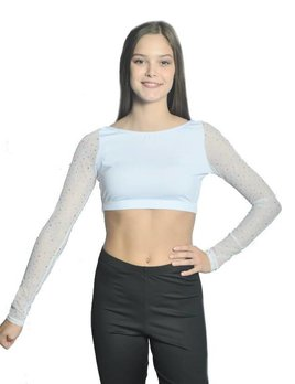 BP Designs BP Designs Mesh Sleeve Scoop Neck Liner 80315