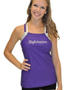 BP Designs BP Designs Double Strap Team Top 46925