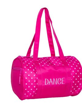 Horizon Dance Horizon Pink Dots Duffel 1008