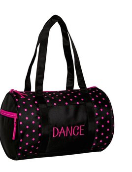Horizon Dance Horizon Black Dots Duffel 1009