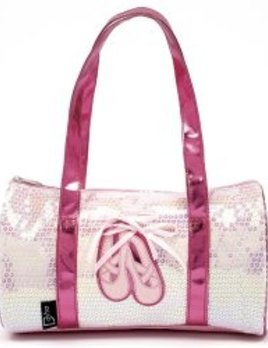 Dasha Designs Dasha Designs Ballet Shoe Duffle 4902
