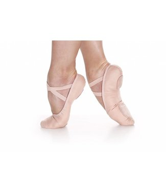 So Danca SO DANCA CANVAS ADULT SPLIT SOLE BALLET SHOES SD11 (FS)