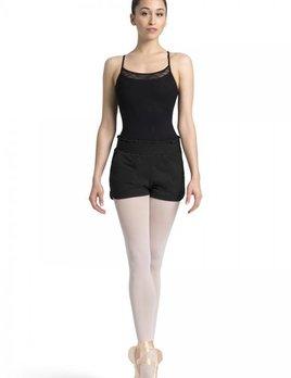 BP Designs Mirella Shirred Waist Short M6037L