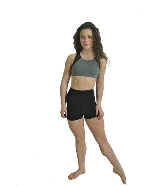BP Designs BP Designs Adult High Waisted Shorts 37107