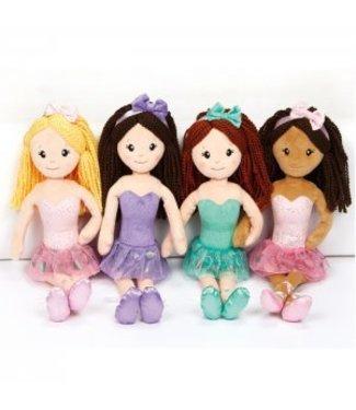 Dasha Designs Dasha Designs Ballerina Doll 6280
