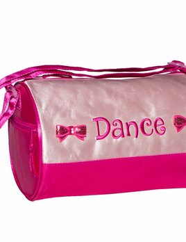 Horizon Dance Horizon Bows Duffel Pink 3700