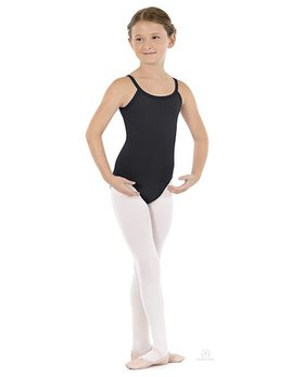 EUROTARD Eurotard Adjustable Strap Cami Leotard Youth 44819C