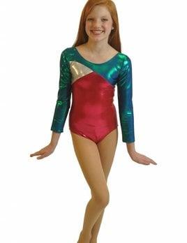 """BP Designs BP Designs """"Lulu"""" Gymnastic Leotard 43218"""