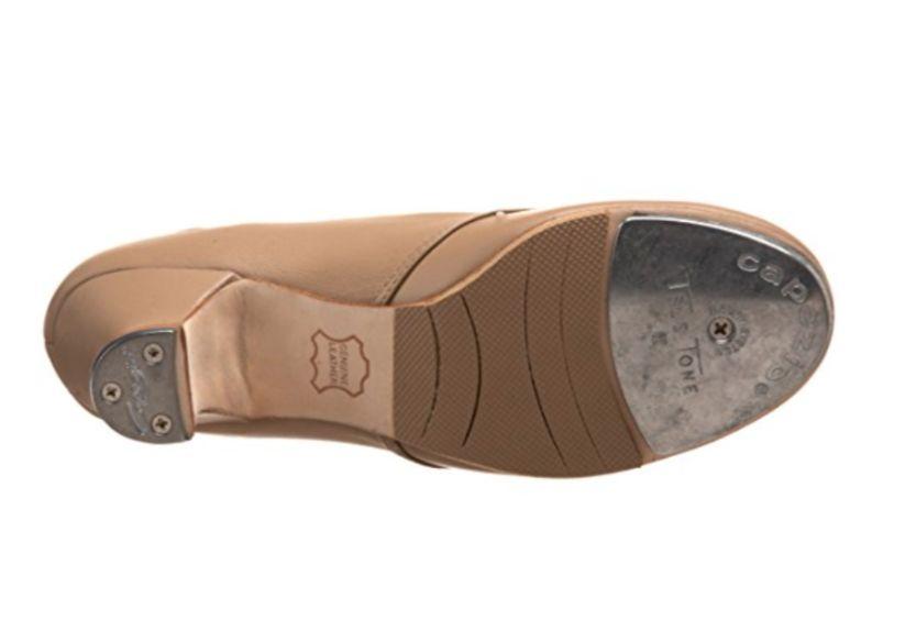 Capezio T Strap Radiance  Tap Shoe  CG094 (Clearance)