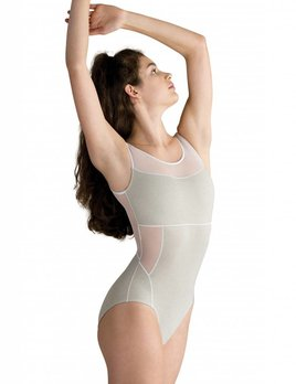Motionwear Athletic Princess Seam Leotard Style 2002 By Motionwear