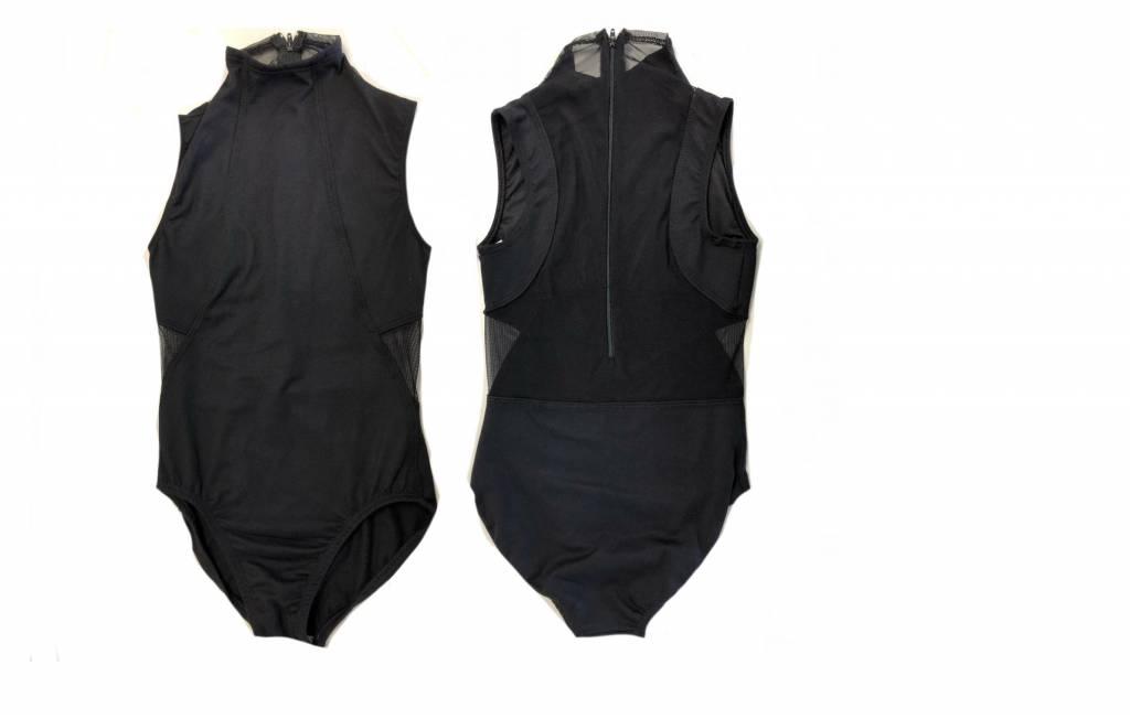 Motionwear Zip Back Jersey Leo Style 2877