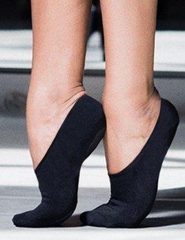 Capezio Capezio Seamless Ballet Sock H22U