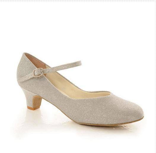 So Danca So Danca 1.5 inch Ballroom Shoe BL116