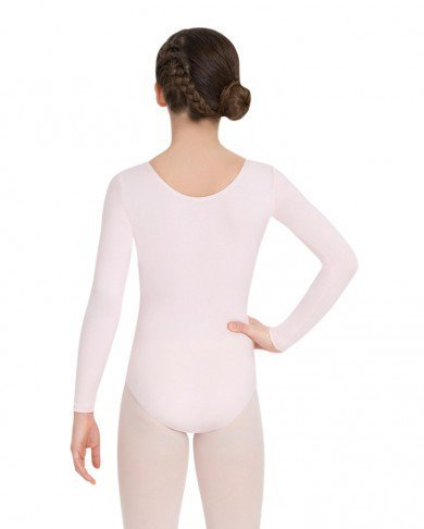 9dc82275b363 Capezio® Classics Children s Long Sleeve Leotard CC450C - Black and ...