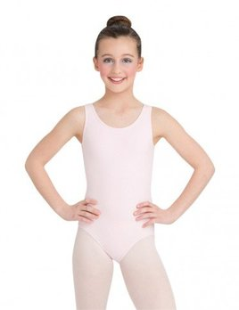 Capezio Capezio® Classics Children's High Neck Tank Leotard	CC201C