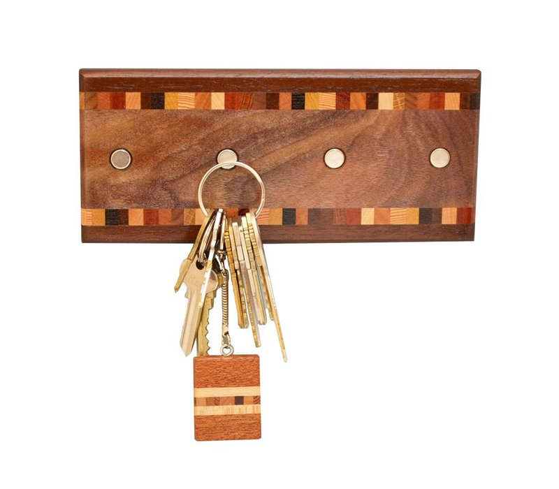 4 Magnet Key Rack