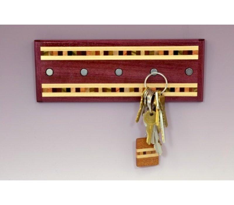 5 Magnet Key Rack