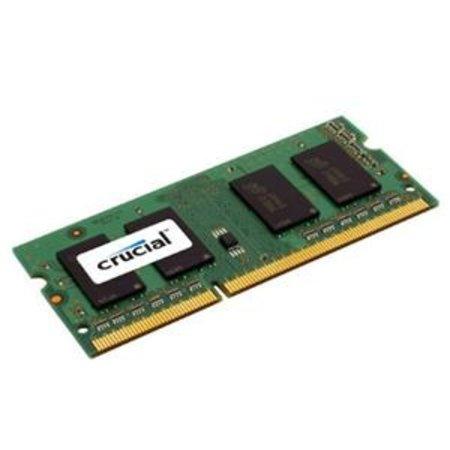 Crucial 4GCrucial 4GB (1 x 4 GB) DDR3 SDRAM Memory ModuleB (1 x 4 GB) DDR3 SDRAM Memory Module