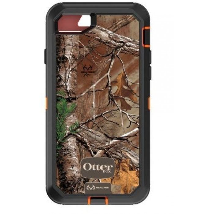 Defender for iPhone 7/8 RealTree Xtra Camo