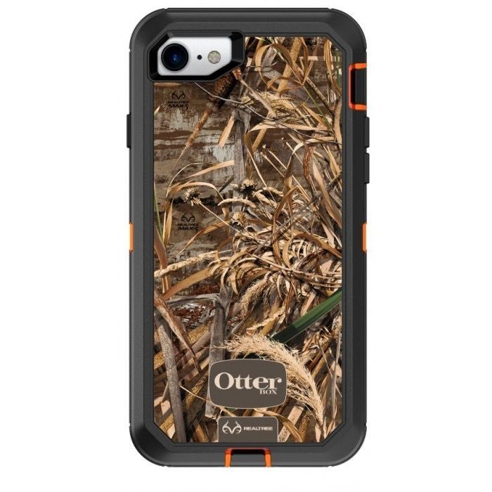 Defender for iPhone 7/8 Realtree Max 5 Blaze