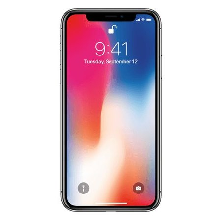 iPhone X New  Premium Plus (Requires a minimum of 1 GB ($25/mo.) of data per account plus a minimum of $80/mo. per user)