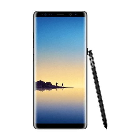 Galaxy Note8 New Premium Plus (Requires a minimum of 1 GB ($25/mo.) of data per account plus a minimum of $80/mo. per user)