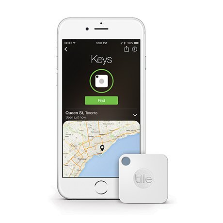 Tile Mate Bluetooth Tracker (1-pack)