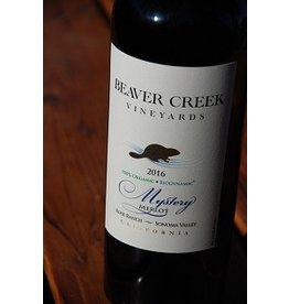 Biodynamic & Natural Beaver Creek Merlot 'Mystery' Rose Ranch Sonoam Valley 16