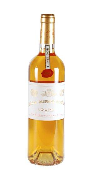 Chateau Dauphiné Rondillon Loupiac Cuvee d'Or 09