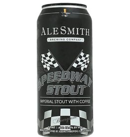 AleSmith Speedway Stout Imperial Stout with Coffee
